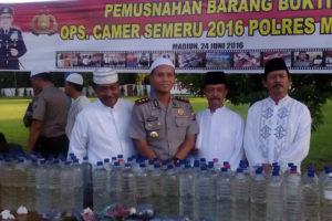 Buka Puasa Bersama dan Launching Pembangunan Masjid  Ar-Rahman Desa Bolo Kec. Kare kab. Madiun 4