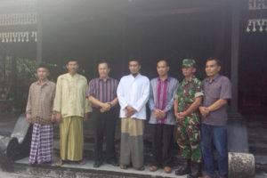Danrem 081DSJ Berkunjung Ke Pondok Pesantren Dipo Kerti  Desa Coper Kec Jetis Ponorogo. 1
