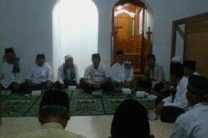 Danrem 081DSJ Hadir Dalam Safari Ramadhan Forpimda  Kabupaten Madiun Di Ponpes Darul Falah Ali Syafii 1