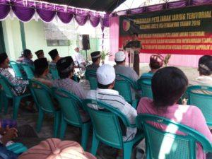 Koramil Kwanyar Bangkalan, Gelar Binjaringter dan  Soalisasi Pelatihan Pertanian