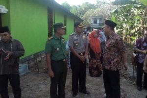 Kunjungan Menteri Riset, Tehnologi Dan Pendidikan Tinggi  RI Di Pondok Pesantren Arba'i Khohar Kec Paron Ngawi 2