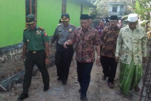 Kunjungan Menteri Riset, Tehnologi Dan Pendidikan Tinggi  RI Di Pondok Pesantren Arba'i Khohar Kec Paron Ngawi 4
