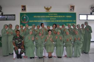 Kunker Ketua Persit KCK Koorcab Rem 081 di Tulungagung  (8)