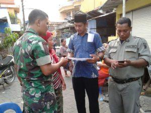 Petugas Gabungan  dan Muspika Smampir Gelar Yustisi KTP (2)