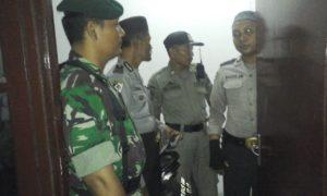 Petugas Gabungan  dan Muspika Tandes Gelar Yustisi KTP 2