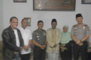 Pimpinan TNI-Polri Trenggalek dan Ketua PN Trenggalek  Silaturrahim Di Pondok Pesantren AL ISTIQOMAH 2
