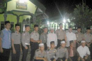 Pimpinan TNI-Polri Trenggalek dan Ketua PN Trenggalek  Silaturrahim Di Pondok Pesantren AL ISTIQOMAH 4