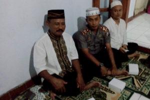 Safari Ramadhan  Bupati  Madiun di Yayasan Al-Hikmah  Pondok Pesantren An-Nur Desa Bangunsari Kecamatan Dolopo 1