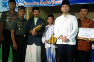 Safari Ramadhan  Forkopimda Kab. Trenggalek Di Masjid  Al-Mubarok Trenggalek 1