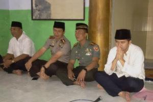 Safari Ramadhan  Forkopimda Kab. Trenggalek Di Masjid  Al-Mubarok Trenggalek 2
