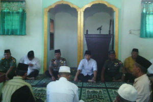 Safari Ramadhan oleh Forkopimda Kab. Trenggalek di Masjid  Baitul Mustofa Kecamatan Kampak   1