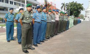 Satgas Batalyon Infanteri Mekanis 516Caraka Yudha Berangkat Tugas operasi  (9)