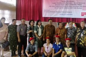 Seminar Pancasila Sekaligus Buka Bersama Di Aula Unika  Widya Mandala Madiun 5