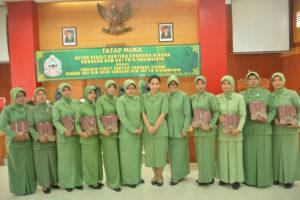 Silaturahim Ketua Persit KCK Koorcab Rem 081 PD VBrawijaya  Dengan Anggota Persit KCK Cabang XXII Kodim 0808 Blitar 4