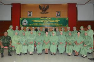 Silaturahim Ketua Persit KCK Koorcab Rem 081 PD VBrawijaya  Dengan Anggota Persit KCK Cabang XXII Kodim 0808 Blitar 5