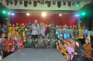 Tarian Kebudayaan Indonesia Pukau Masyarakat Lebanon      28-6-16 (1)