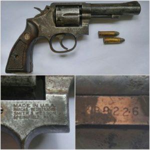 armed 12 kostrad dapatkan pistol 22-6-16