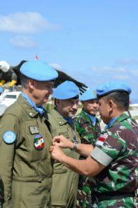 19 WUJUDKAN DIPLOMASI MILITER BENTUK KEBERHASILAN MISI KRI  BUNG TOMO-357 TUNJUKKAN EKSISTENSI KEMAMPUAN MILITER INDONESIA