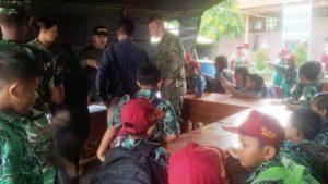 21 PESERTA LATIHAN CARAT DARI US NAVY MULAI BERKABUNG DENGAN TNI AL (3)
