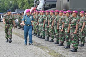 250716 Lantamal V Gelar Pasukan Satgas Pembebasan Tanah   Pesapen Bumimoro Surabaya-1