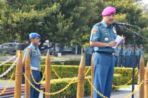 250716 Lantamal V Gelar Pasukan Satgas Pembebasan Tanah   Pesapen Bumimoro Surabaya-2