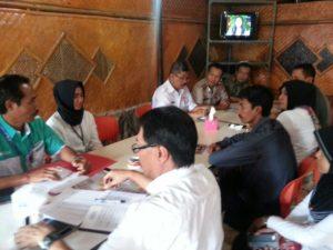 5. Danramil Bersama Muspida Bangkalan Hadiri Rakor Rencana Pembangunan SUTT