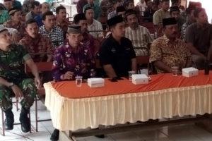 Asosiasi BPD dan Kades se Kecamatan Bendungan Adakan Halal  Bihalal (1)