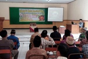 Asosiasi BPD dan Kades se Kecamatan Bendungan Adakan Halal  Bihalal (2)