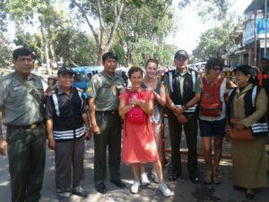 Babinsa Semampir Intens Pantau Wilayah Tugas di Kelurahan Ampel 2