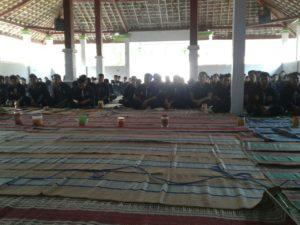 Babinsa Tugu Hadiri Halal Bihalal Keluarga Besar PSHT  Ranting Kecamatan Tugu (2)