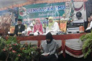 Bamin Komsos Koramil 0803Sawahan Hadiri Pengajian Di KUD  Tani Jaya Sawahan Madiun 1