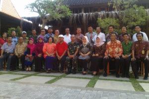 Dandim 0802Ponorogo Hadiri Halal Bihalal Community Ngobar  Bersama Wakil Bupati Ponorogo 2
