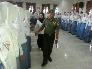Dandim Bangkalan Buka Latihan Paskibraka Tahun 2016 (11)