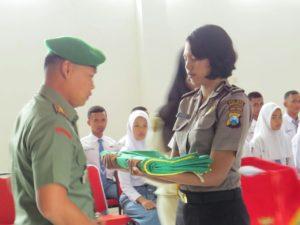 Dandim Bangkalan Buka Latihan Paskibraka Tahun 2016 (2)