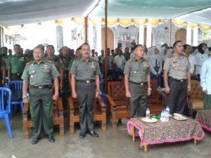 Dandim Bangkalan Hadiri Silaturahmi Dengan Ketua DPP Granat 1