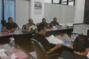 Danramil 080315 Kartoharjo Hadiri Rapat Paripurna  Penyampaian Nota Keuangan Walikota Madiun 5