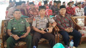 Danramil Bersama Muspika Hadiri Halal Bihalal UPTD Diknas Kecamatan Konang Bangkalan