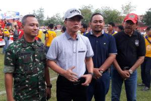 Final Sepak Bola Kapolres Cup Tahun 2016 Di Ngawi 3