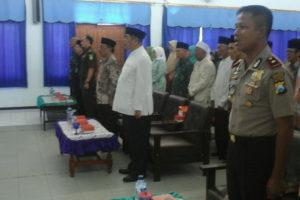 Halal Bihalal Dalam Rangka Memperkuat Ukhuwah Islamiyah  Untuk Menjaga NKRI Di Trenggalek 1