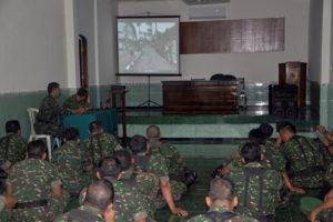 Ingat Minggu Militer Ingat PUDD 2