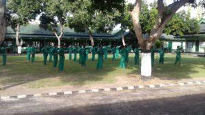 Kodim 0829 Bangkalan tingkatkan kemampuan beladiri Yong Moodo