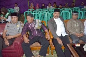 Komandan Koramil 0804.02 Plaosan Hadiri Halal Bihalal Desa  Sidumulyo Penuh Kekeluargaan.4