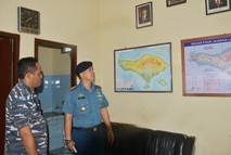 Komandan Lanal Denpasar Tinjau Posal Pengambengan Kabupaten Jembrana Bali 1