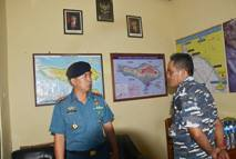 Komandan Lanal Denpasar Tinjau Posal Pengambengan Kabupaten Jembrana Bali 2