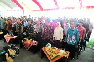 Kunjungan Kerja Kasub Bid Dirjen Sejarah Nasional  Kemendikbud RI Di Nganjuk 1