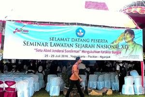 Kunjungan Kerja Kasub Bid Dirjen Sejarah Nasional  Kemendikbud RI Di Nganjuk 3