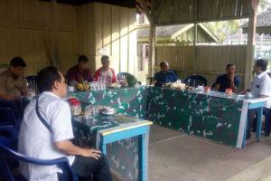 Kunjungan Kerja Kementrian Pertanahan Di Kodim 0806  Trenggalek (1)