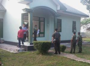 Kunjungan Kerja Tim Pengawas Pemeriksa Hasil Bangunan (TPPHB) Kodam VBrawijaya Di Kodim 0806Trenggalek 2