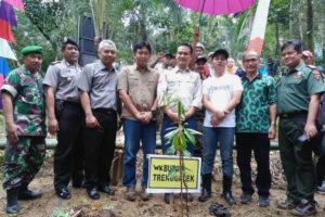 Launching Paket Wisata Banyu Nget Di Watulimo  Trenggalek1