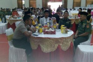 Letkol Inf Rachman Fikri, S.Sos Menghadiri Acara  Tasyakuran HUT Bhayangkara ke-70 (6)